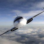 Así es el Eather One, el avión eléctrico que podría funcionar gracias a la fricción de las alas durante el vuelo