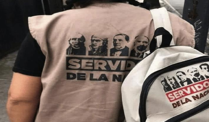 Servidores de la Nación