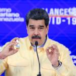 "Maduro presenta gotas ""milagrosas"" que ""neutralizan"" el coronavirus"