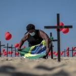 Brasil, cerca al colapso hospitalario por Covid-19