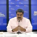 """Maduro decreta """"cerco sanitario"""" en Caracas ante avance del COVID-19"""
