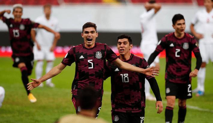 Selección Mexicana futbol preolimpico