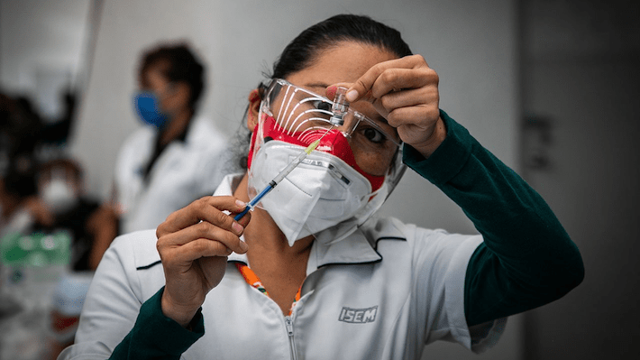 Vacuna Anticovid-19 Zona Megalópilis