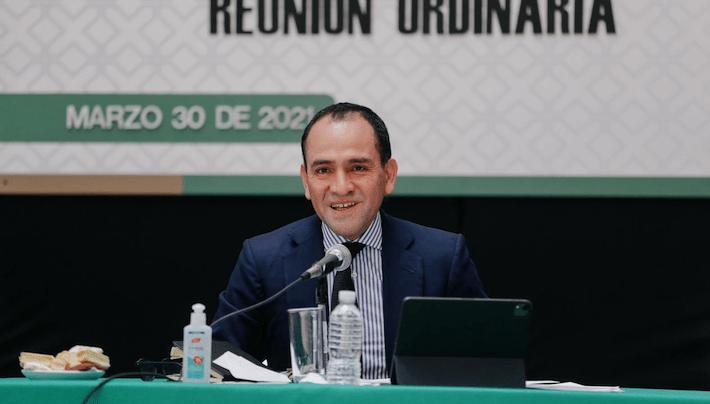 Deusa Pública aumentó 5.8% Hacienda