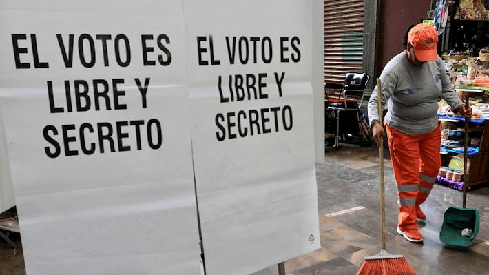 Ops recomienda suspender elecciones