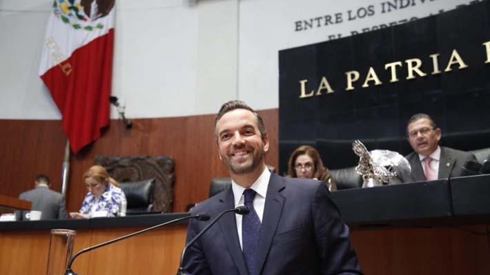 Ex Senador PAN Jorge Luis Lavalle