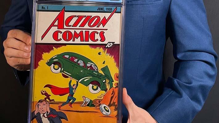 Subasta Comic SUPERMAN