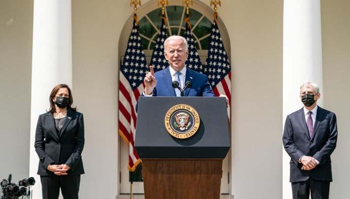 Biden -Harris, propuesta para conrtol de armas