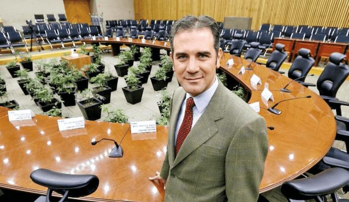 El INE no se amedrenta, Lorenzo Córdova