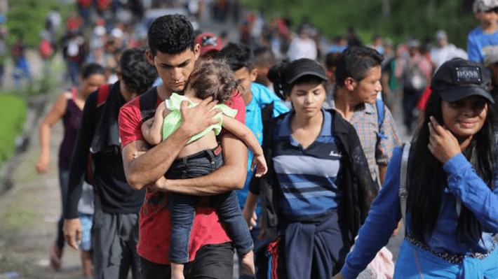 Centroamerica Inmigración