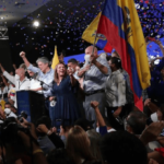 Guillermo Lasso gana presidencia de Ecuador al triunfar en segunda vuelta electoral