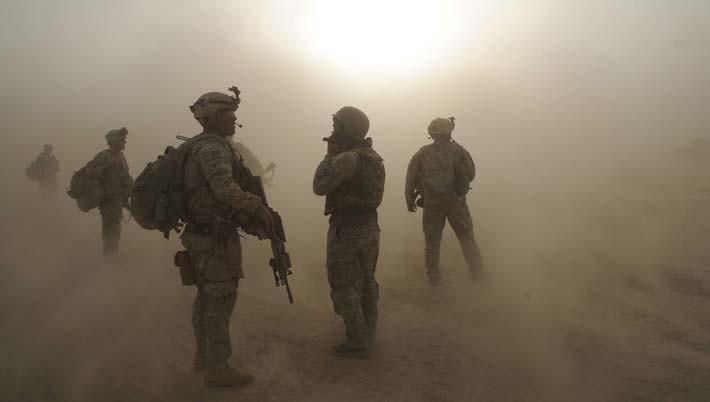 EE.UU. retira sus tropas de Afganistán