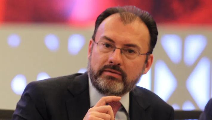Luis Videgaray - ex secretario de relaciones exteriores