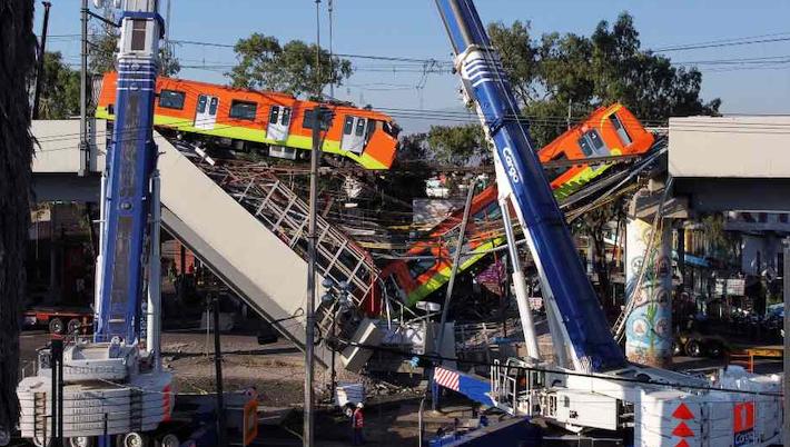 !er informe peritaje accidente Linea !2 Metro