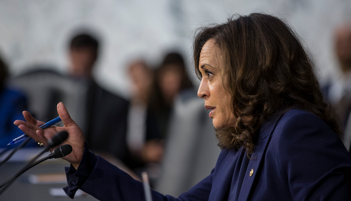 Kamala Harris -Senate-