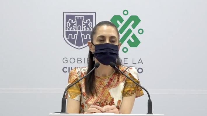 CDMX Claudia Sheinbaum
