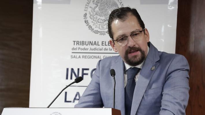 TEPJF José Luis Vargas